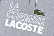 best sport brands in the world with lacoste t shirt and their logo