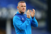 liverpool news-wayne rooney in practise session for everton vs southampton match