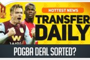 manchester united transfer news pogba replaced by grealish