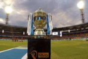 ipl could be affected due to coronavirus,ipl trophy in image