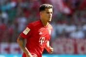 coutinho transfer-philippe coutinho in bayern munich red jersey