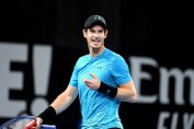 andy murray news-andy murray in blue tshirt and black cap