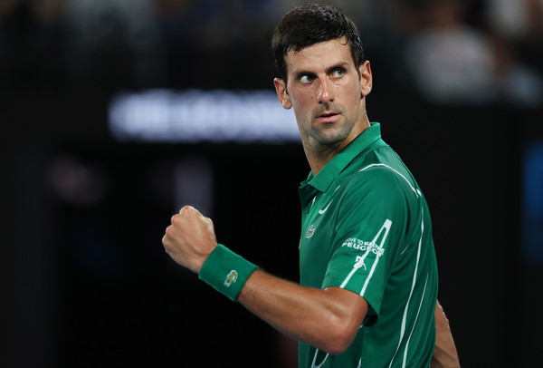 novak djokovic news-novak djokovic in green polo tshirt