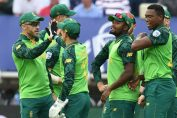 cricket south africa proteas-cricket south african team in green jersey