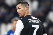 real madrid with ronaldo-cristiano ronaldo in white black juventus jersey