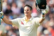 steve smith australia-steve smith in white test jersey