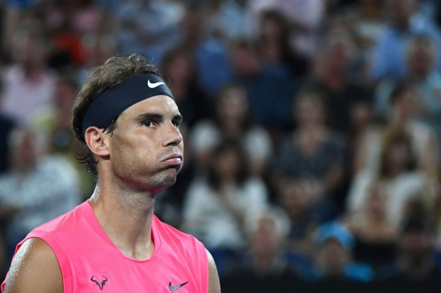 tennis us open new york-rafael nadal opted out from us open in new york