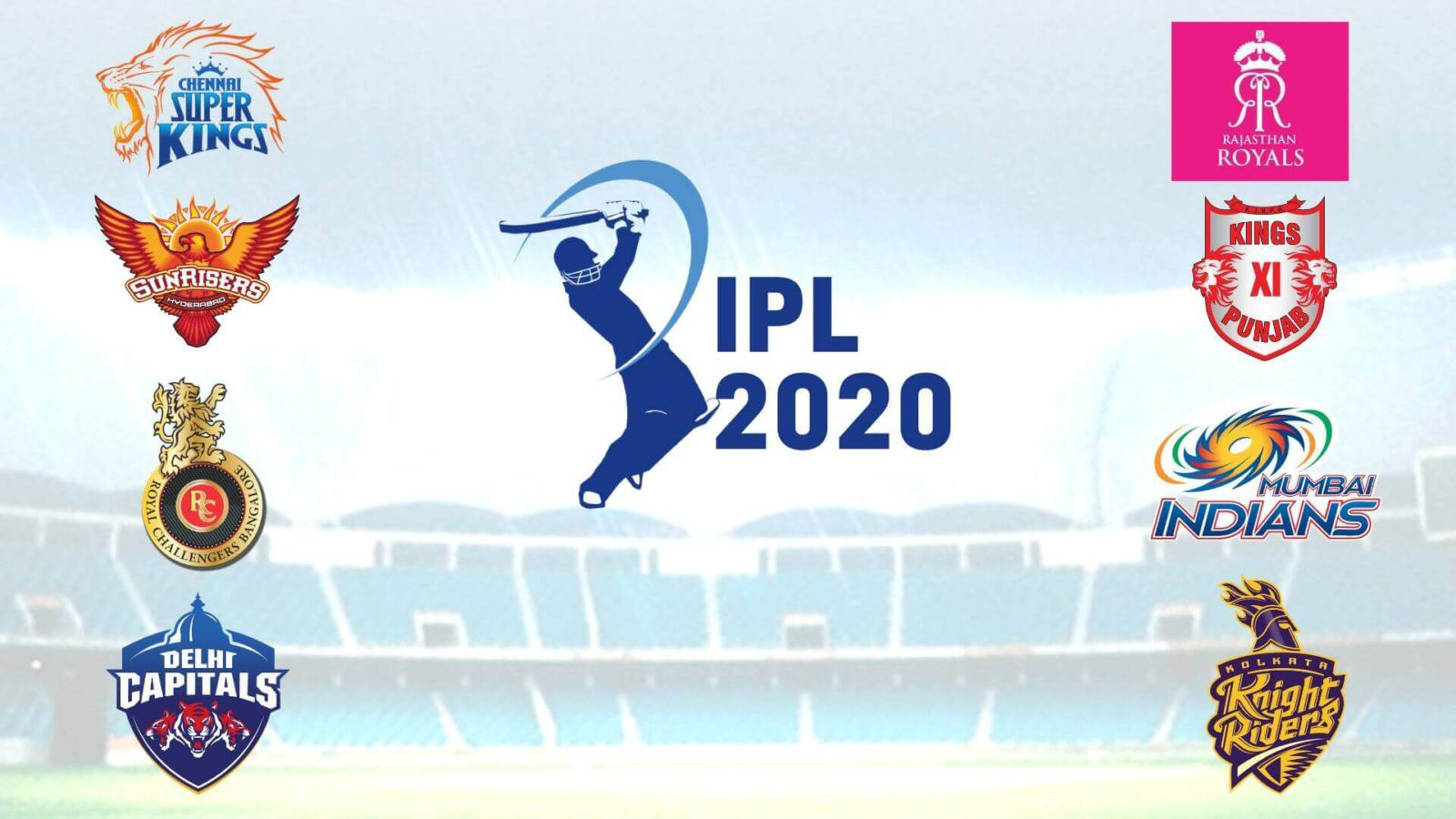ipl 2020 schedule with venue