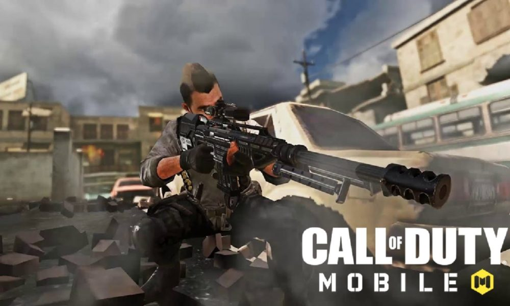 best sniper in cod mobile- player sniping in cod mobile