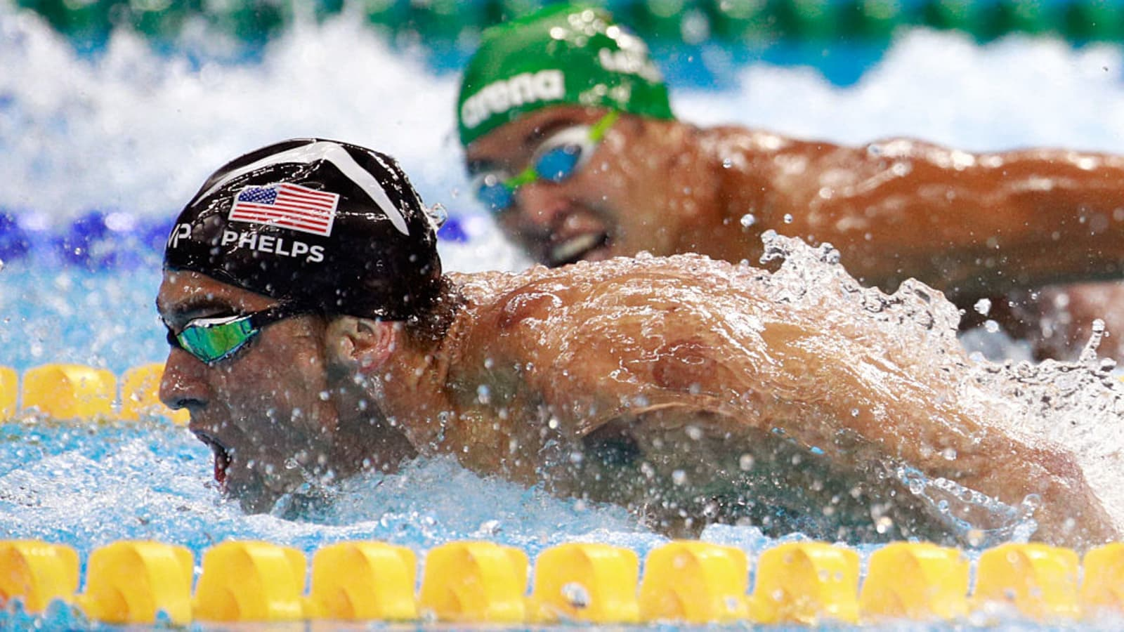 top 10 greatest swimmers of all time-michael phelps swimming
